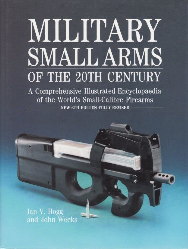 9781854090348: Military Small Arms of the 20th Century