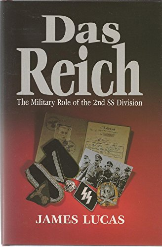 9781854090676: Das Reich: The Military Role of 2nd Ss Division