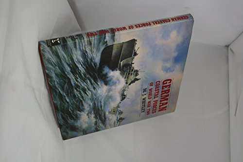 9781854090850: German Coastal Forces in World War Two