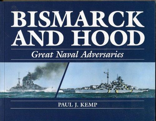 9781854090997: Bismarck and Hood: Great Naval Adversaries