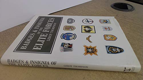 9781854091291: Badges and Insignia of the Elite Forces