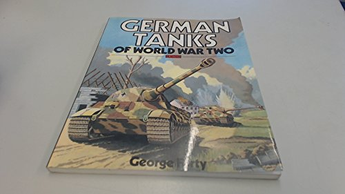 German Tanks of World War II 'in Action': Forty, George