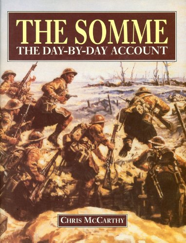 9781854092069: The Somme: The Day-By-Day Account