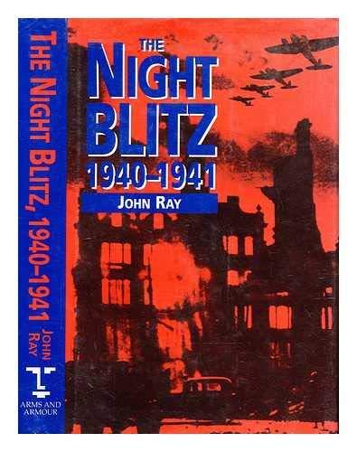 9781854092700: The Night Blitz 1940-1941
