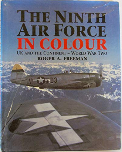 The Ninth Air Force In Color U K And The Continent