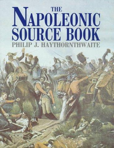 9781854092878: The Napoleonic Source Book