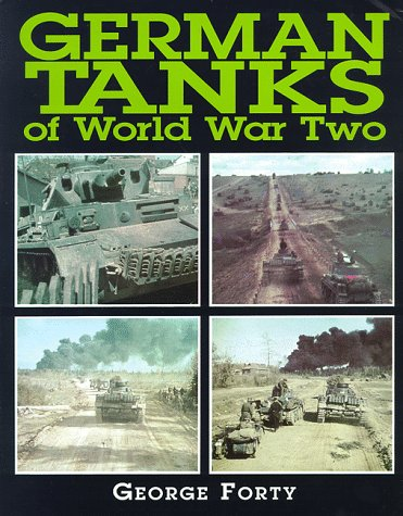9781854094384: German Tanks of World War Two