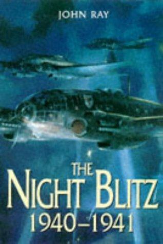 9781854094681: The Night Blitz 1940 - 1941