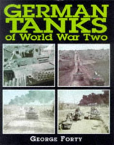 9781854095015: German Tanks of World War Two