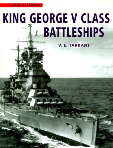 9781854095244: King George V Class Battleships
