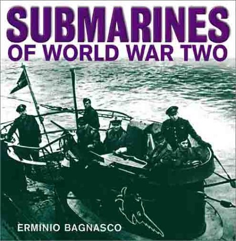 9781854095329: Submarines of World War Two
