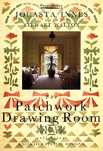 Textiles Collection: Patchwork Drawing Room (Paintability) (1854101293) by Innes, Jocasta; Walton, Stewart
