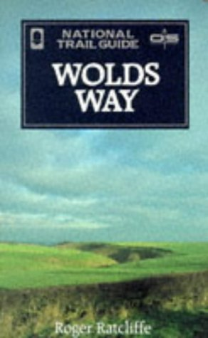 9781854101891: Wolds Way (National Trail Guides)