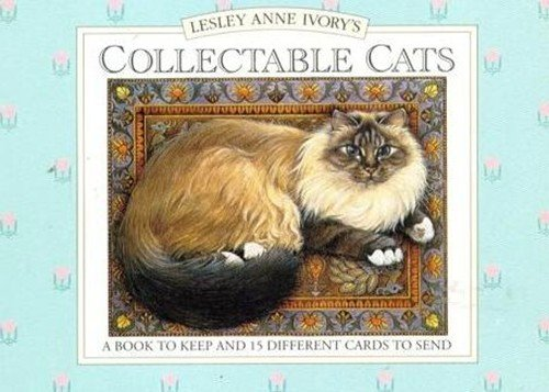 Collectable Cats: Postbox (The Postbox Collection): Lesley Anne Ivory