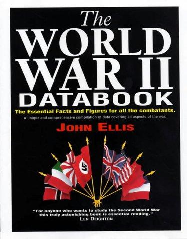 9781854102546: The World War II Data Book