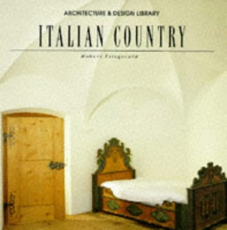 9781854105028: Italian Country Style (Architecture & Design Library)