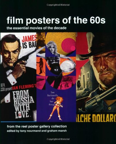 9781854105134: Film Posters of the 60s: From The Reel Poster Gallery Collection (Film Posters of the Decade)