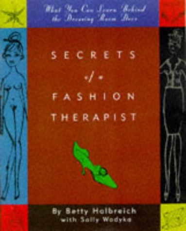 9781854105752: SECRETS OF A FASHION THERAPIST