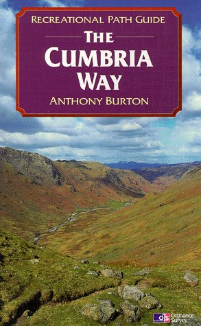 9781854106155: Cumbria Way (Recreational Path Guides)