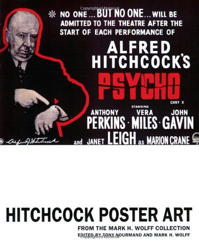 9781854106438: Hitchcock Poster Art: From The Mark H. Wolff Collection