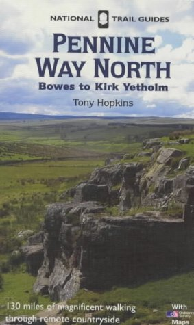 9781854106728: Pennine Way North (National Trail Guides)