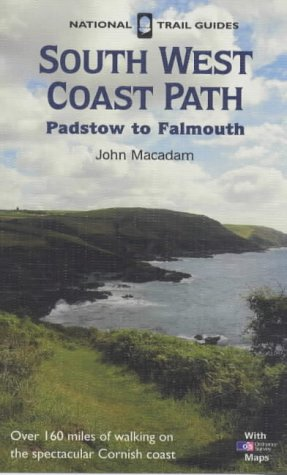 9781854106735: South West Coast Path: Padstow to Falmouth (O/S National Trail Guides)