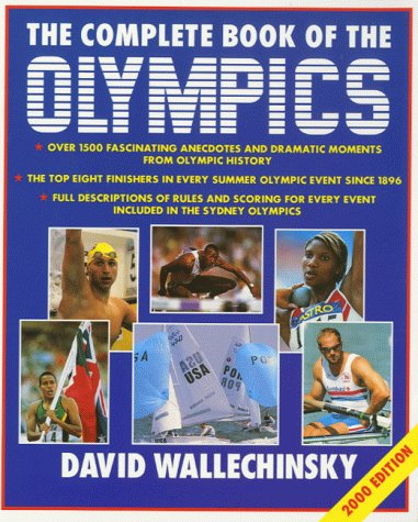 9781854106926: The Complete Book of the Olympics 2000