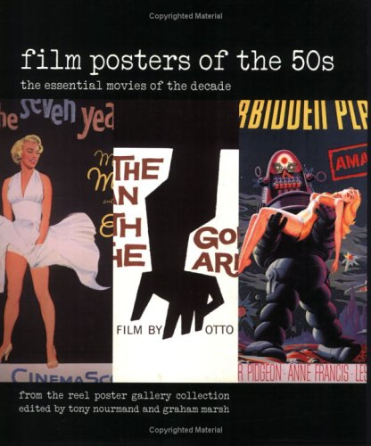 9781854107190: Film Posters of the 50s: The Essential Movies of the Decade; From The Reel Poster Gallery Collection