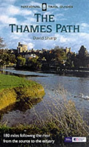 9781854107732: The Thames Path (National Trail Guide)