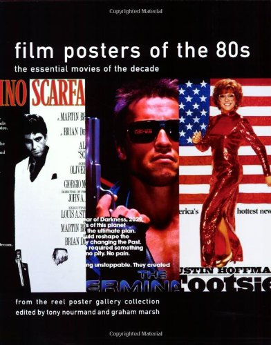 9781854108036: Film Posters of the 80s: From The Reel Poster Gallery Collection