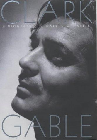 9781854108616: Clark Gable: A Biography
