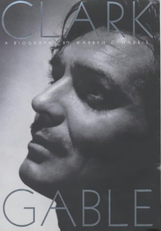 9781854108616: Clark Gable: A Biography