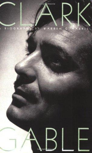 9781854109040: Clark Gable: A Biography