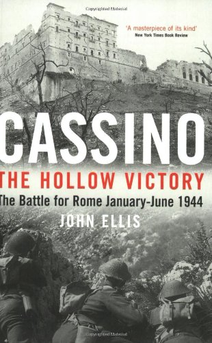 9781854109163: Cassino: The Hollow Victory: The Battle for Rome January-June 1944