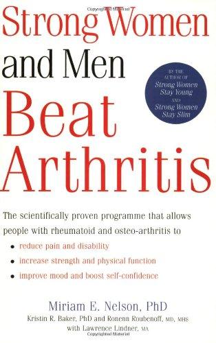 9781854109279: Strong Women and Men Beat Arthritis