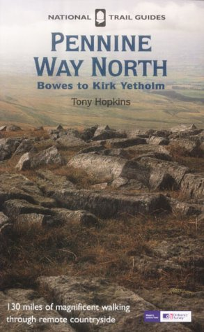 9781854109620: Pennine Way North (National Trail Guide)