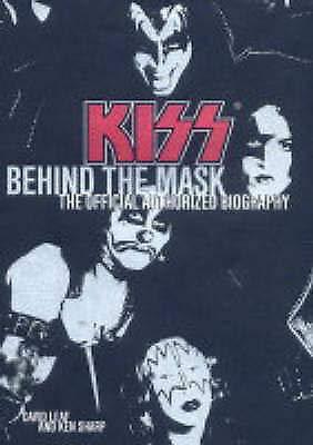 9781854109729: Kiss : Behind the Mask