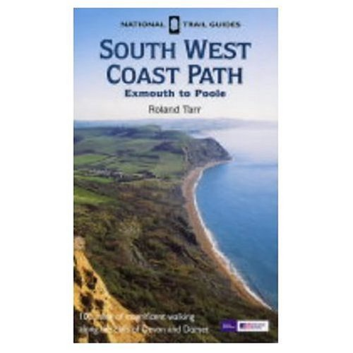 9781854109880: South West Coast Path: Exmouth to Poole (National Trail Guides)