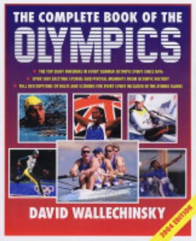 9781854109903: The Complete Book of the Olympics 2004