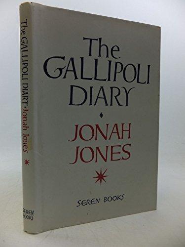9781854110107: The Gallipoli Diary