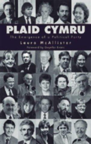 9781854113108: Plaid Cymru: The Emergence of a Political Party