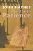 9781854114129: Letter to Patience