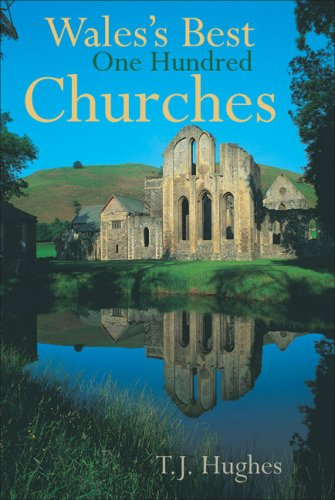 9781854114266: Wales's Best One Hundred Churches