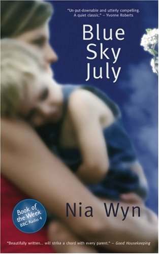 9781854114549: Blue Sky July: A True Tale of Love, Light and 'Impossible Odds'