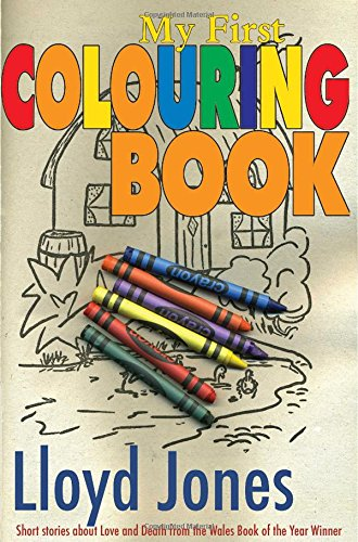 9781854114785: My First Colouring Book