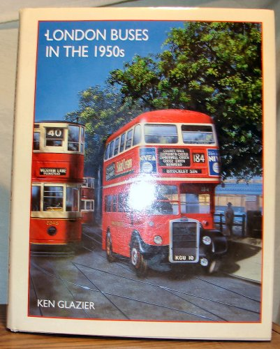 London Buses in the 1950's