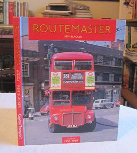 Routemaster: vol. 1: 1954-1969