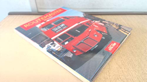 Routemaster: v. 2 (9781854141422) by Ken Blacker