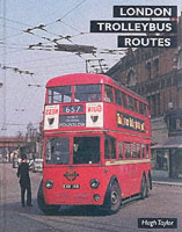 9781854141552: London Trolleybus Routes
