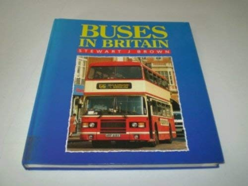 9781854141583: Buses in Britain